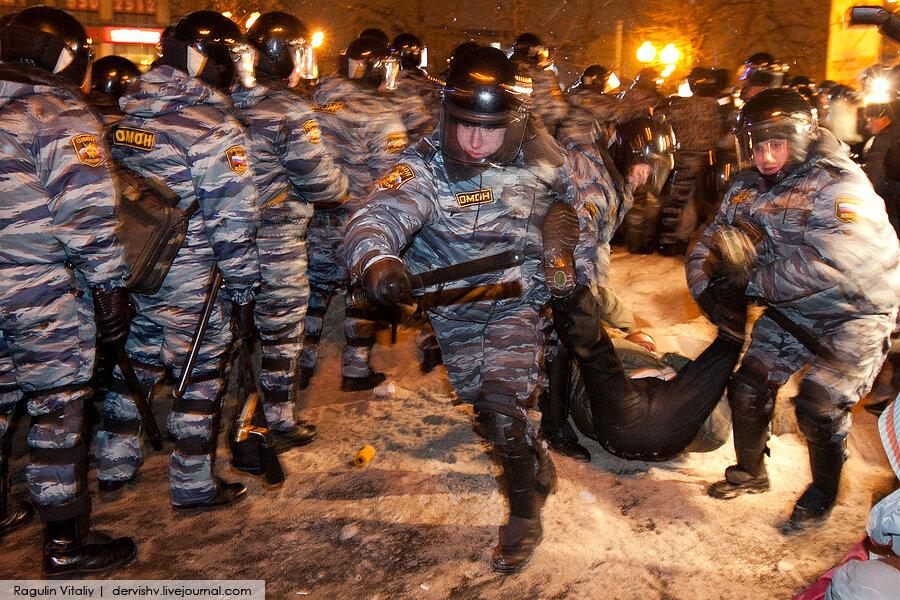 Тахрир не получился, Майдан не случился…