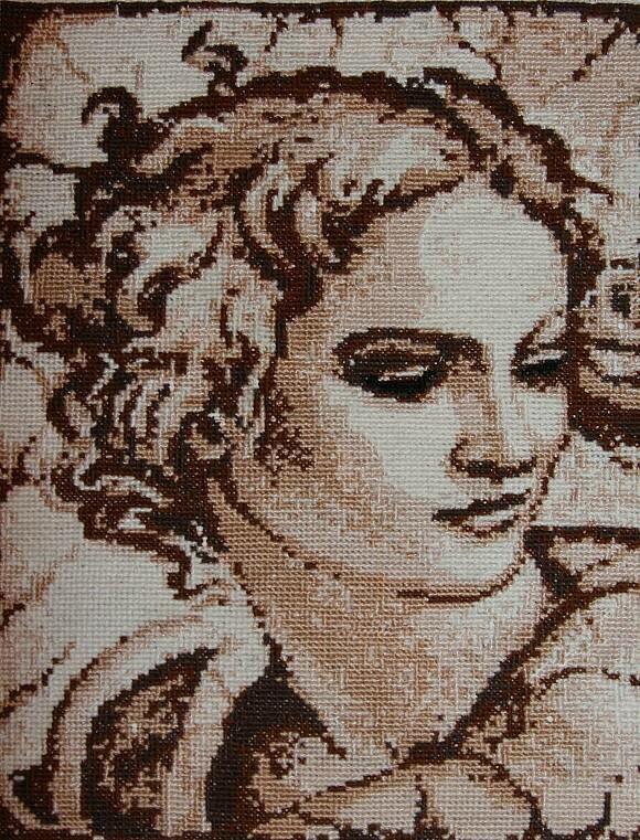 Картины из бисера художницы под ником marysjka.  Прочитать целикомВ.