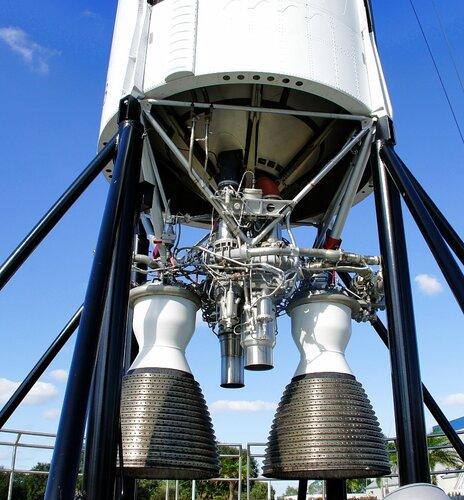 Двигатели Mercury-Atlas