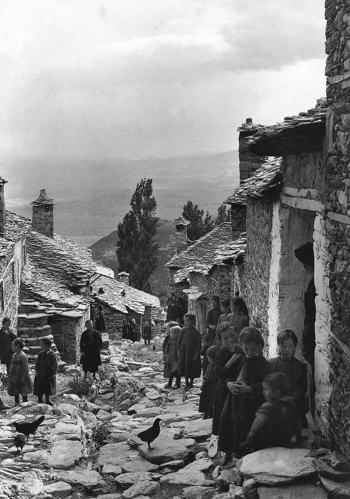 1903. Крит. Дети в Коккинопулос