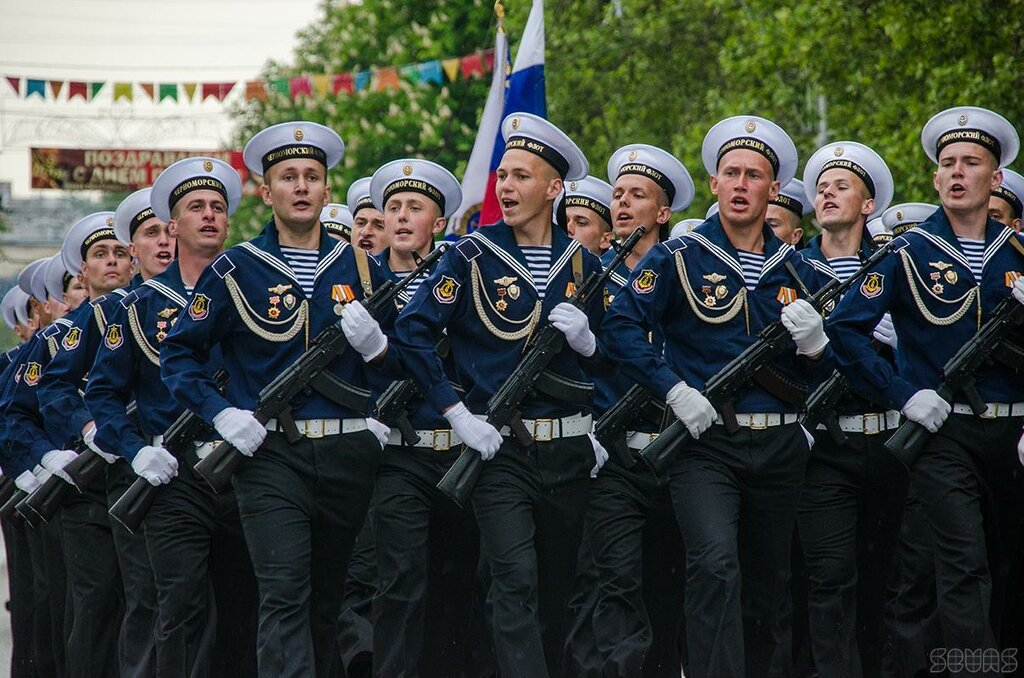 9 Мая 2014 в Севастополе