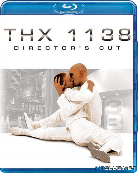 Галактика ТНХ-1138 / THX 1138 (1971/HDRip)