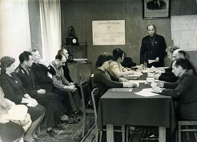 Заседание Бронницкого Горсовета