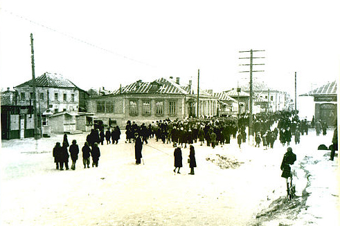 Старый центр Бронниц
