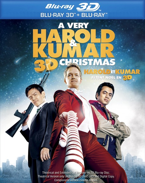 Убойное Рождество Гарольда и Кумара / A Very Harold & Kumar Christmas (2011) BDRip 1080p + 720p + DVD5 + HDRip
