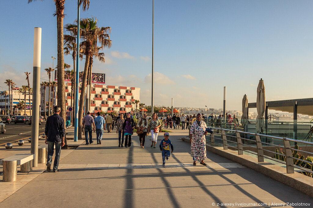Марокко. Касабланка.