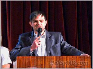 Михаил Смоленко — ведущий