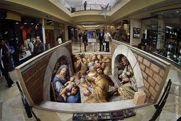 3D иллюзии от Курта Веннера 3