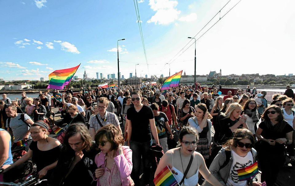 Крупнейший в истории Польши марш за права ЛГБТ