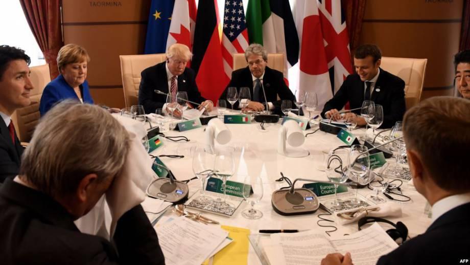 G7 готова в случае необходимости ввести новые санкции против России – решение саммита