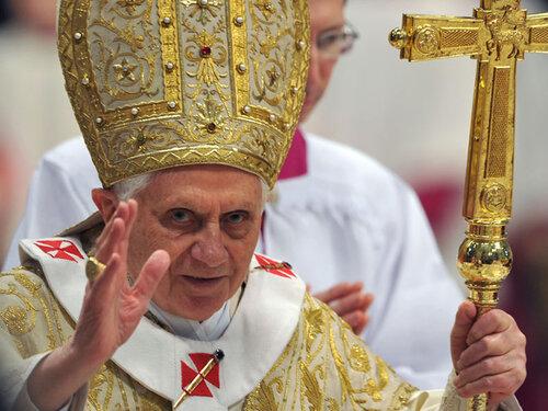 VATICAN-POPE-EPIPHANY-MASS