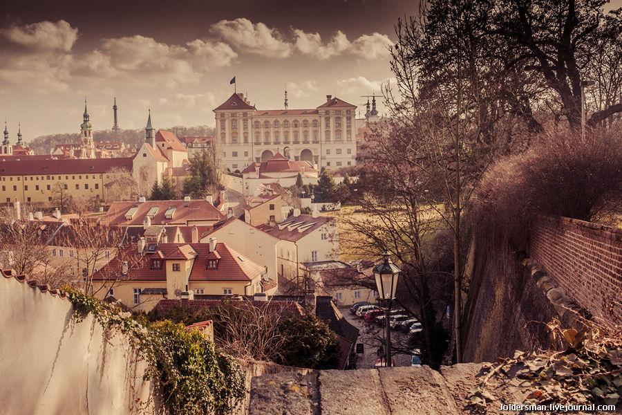 Прага весна