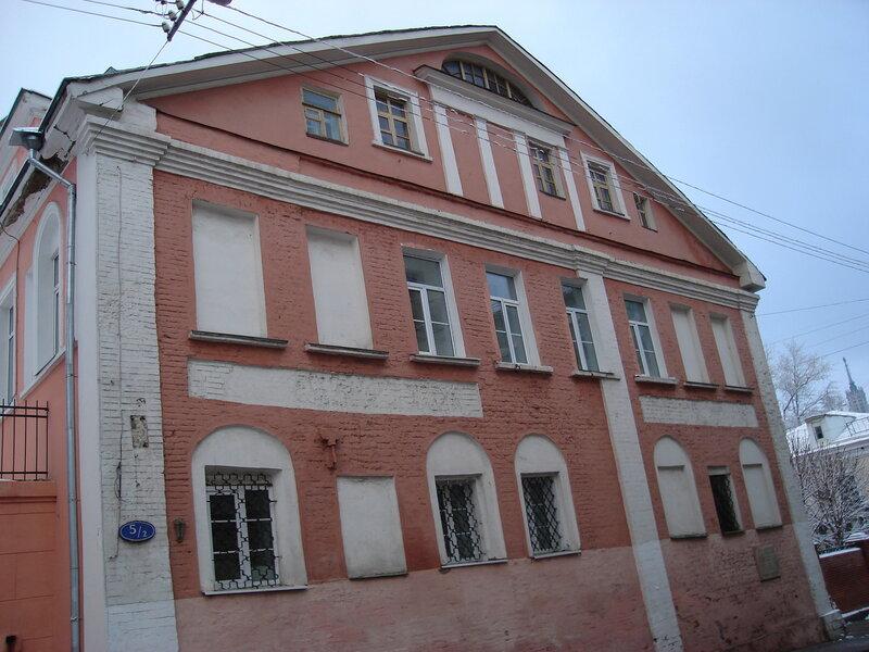 Палаты князей Шуйских (XVII век)<br />