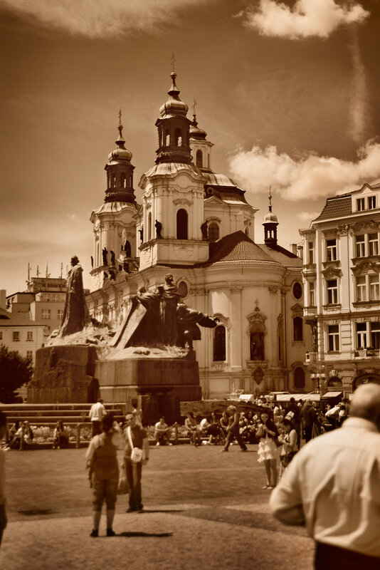 Прага. фотографии Кирилл Кузьмин. профессиональный фотограф