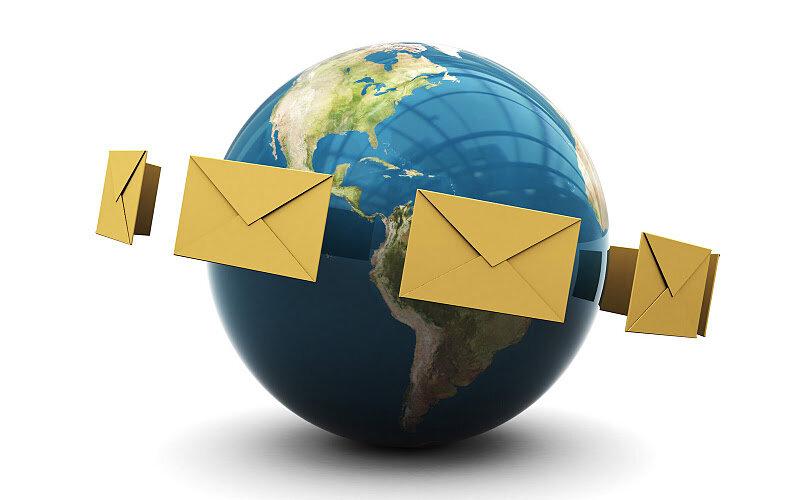 Обои Спам письма - скачать обои для рабочего стола, картинки, фото