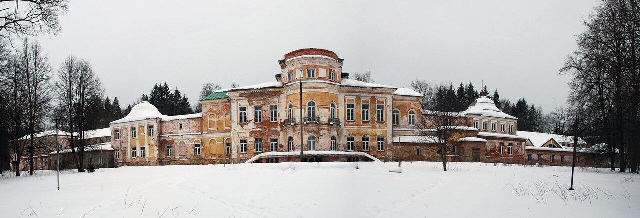 Расстояние от поселка Шишкин Лес до Подольска