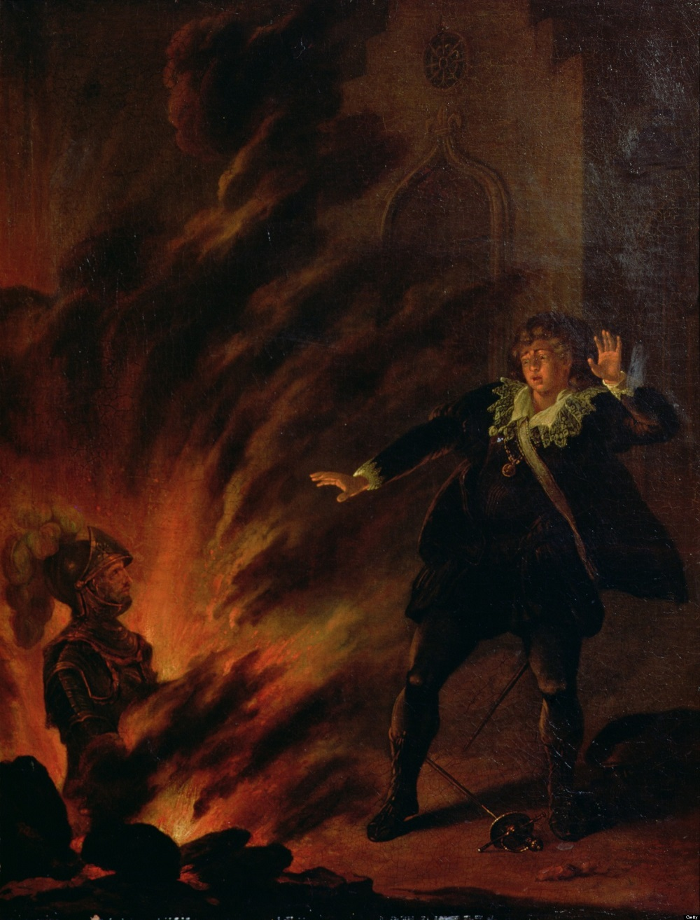 ghost of shakespeare essay This essay the ghost in hamlet and other 63,000+ term papers however, shakespeare portrays this inner struggle of reason against faith as hamlet's insanity.