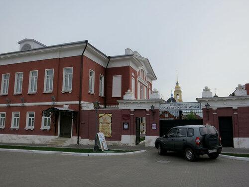Достопримечательности Коломны: Коломенский краеведческий музей