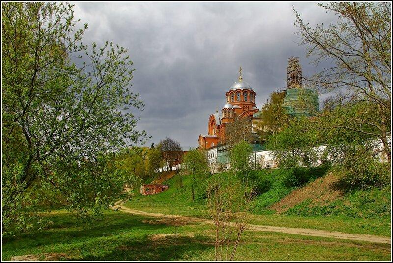 Покровский монастырь, Хотьково
