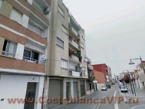 квартира в Valencia, квартира в Валенсии, квартира в Испании, недвижимость в Испании, недвижимость от банков, Коста Бланка, CostablancaVIP