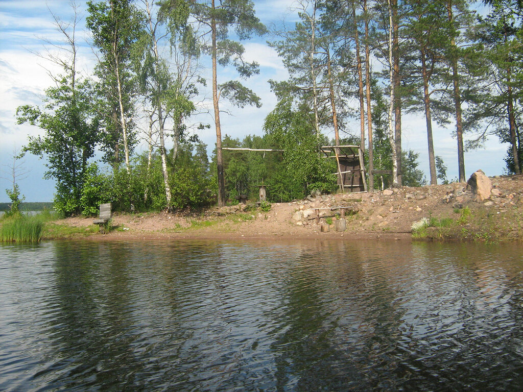 окрестности Выборга, Вуокса, Карельский перешеек