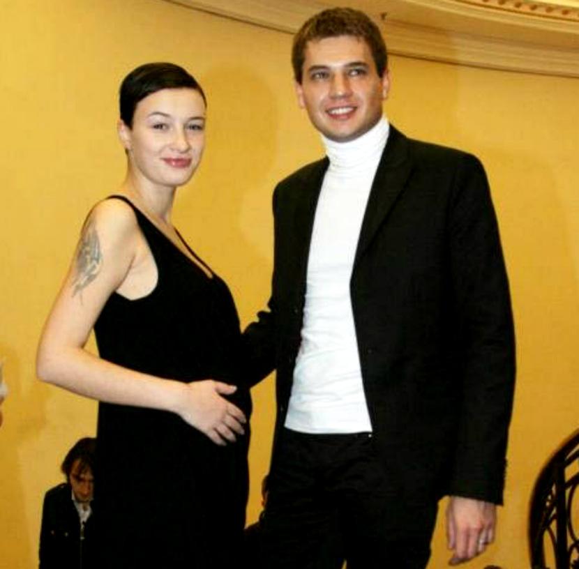 Анастасия Приходько родила 2-го ребенка— мальчика