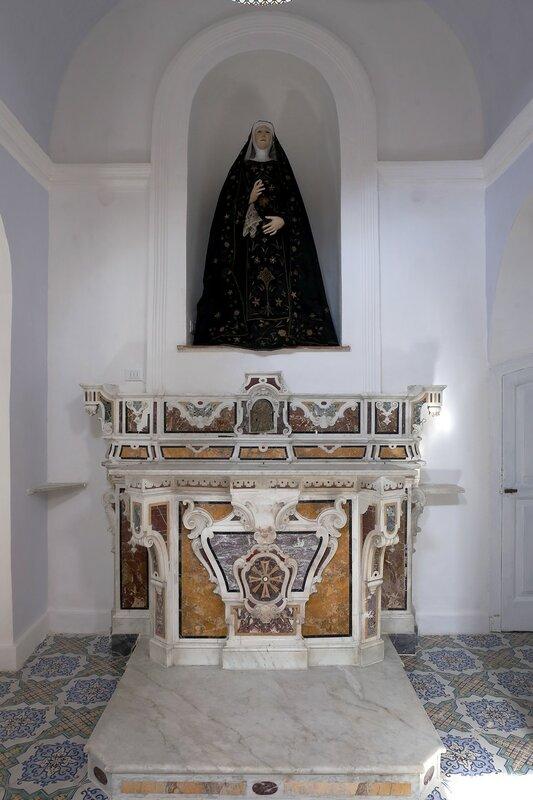 Ischia, Forio. The Church of San Gaetano (Chiesa di San Gaetano)