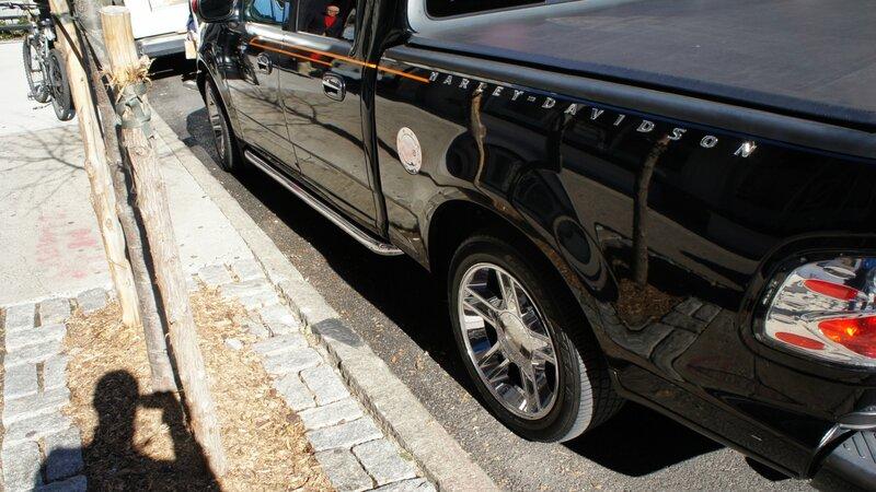 Форд F-150 Харлей Дэвидсон