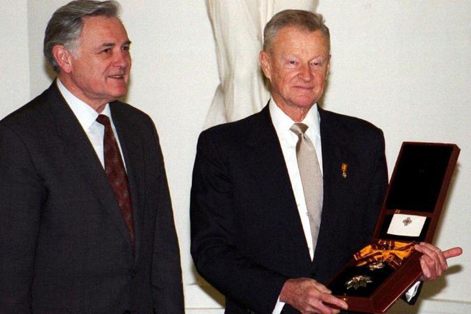 Скончался автор концепции расширения НАТО наВосток Збигнев Бжезинский