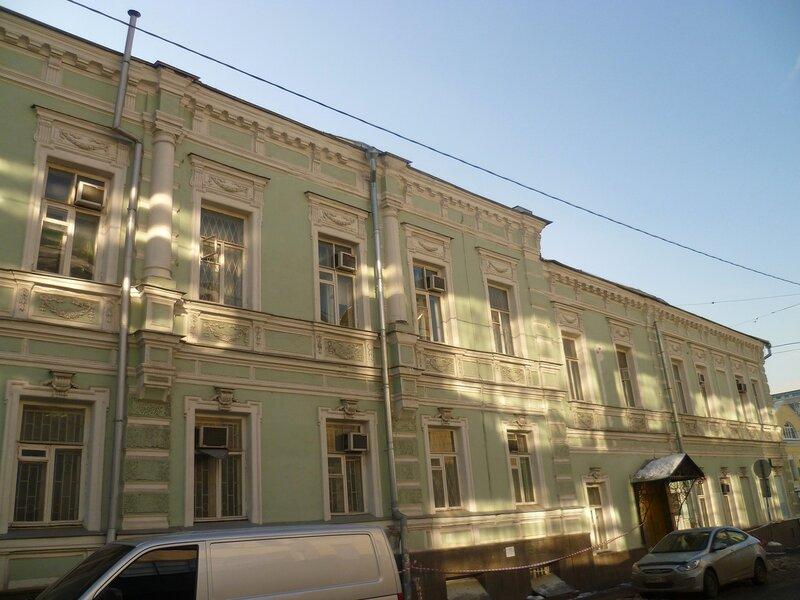 Плетешковский переулок.