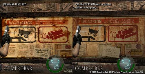 Работа над HD-ремейком Resident Evil 4 0_130641_bd67836d_L