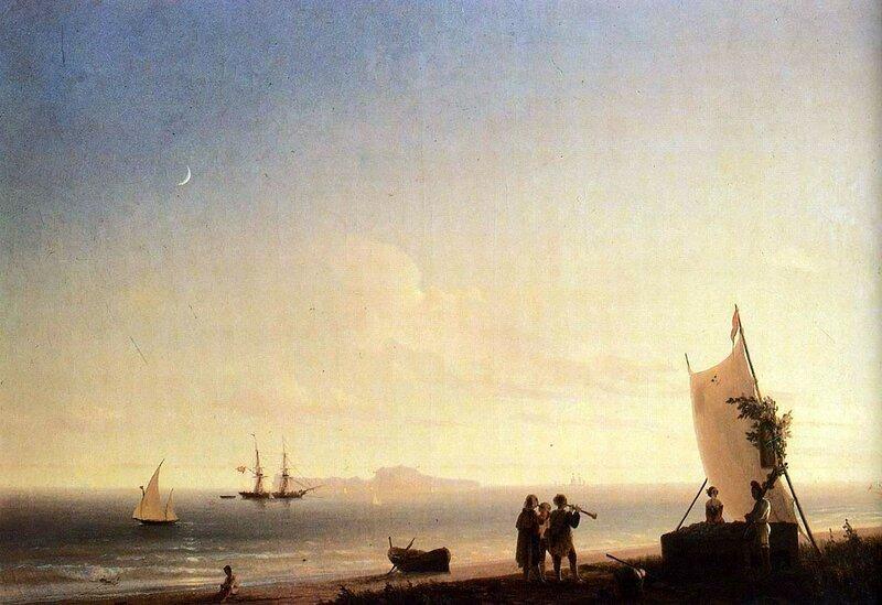 Айвазовский. Вид на Капри.jpg