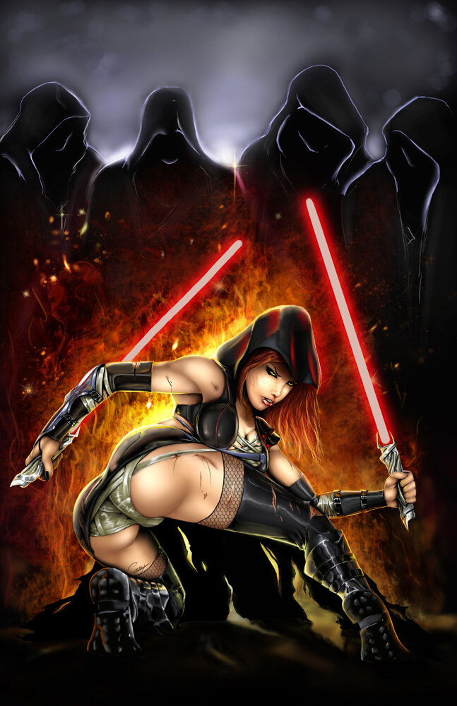 Naked female sith — pic 13