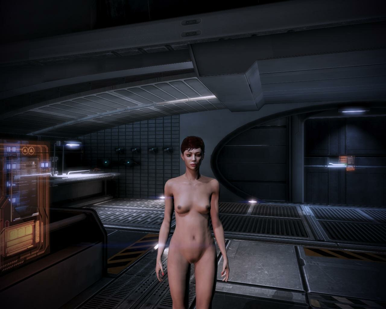 Mass effect 3 nude mode nude tube