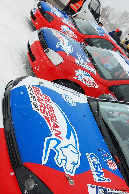 photo Pavel S. Sarychev cars racing winter ice фото Павел Сарычев автогонки зима лед трек Раменское N-1600 2012