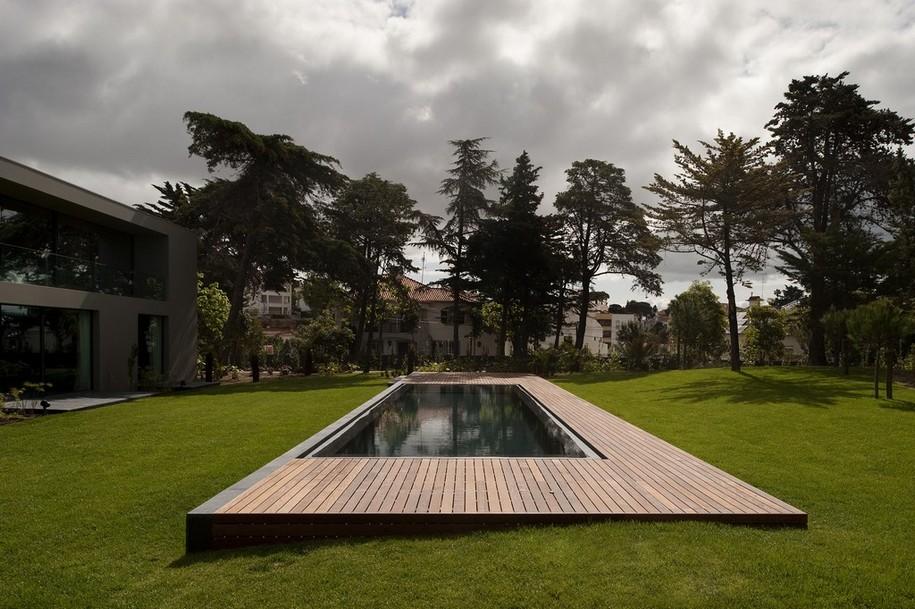 Потрясающий частный дом в Эшториле, Португалия