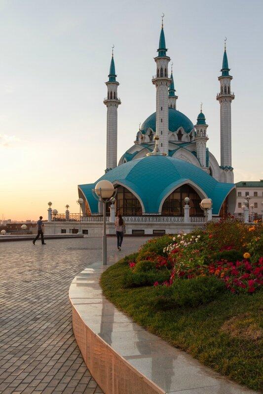 Мечеть Кул-Шариф, Казанский кремль