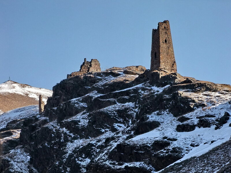 башня Хакуна