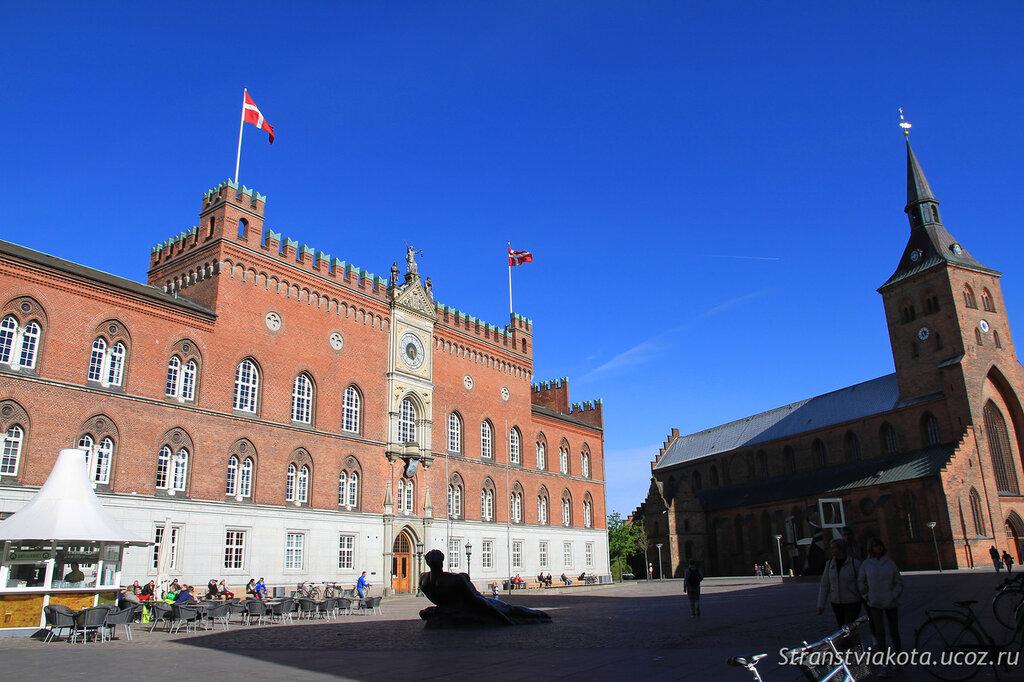 Дания, Оденсе