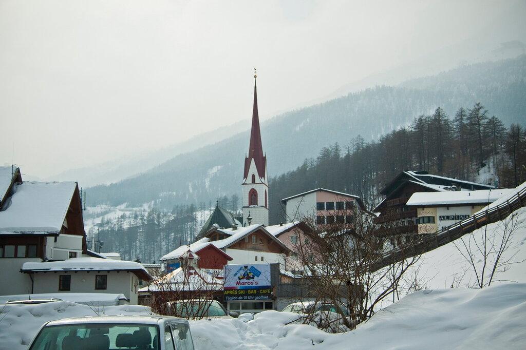 Зёльден, Австрия