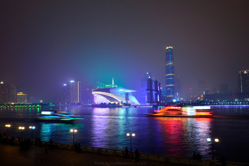 Китай. Гуанчжоу!