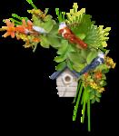 "Скрап набор ""цветочная улыбка"" 0_74001_9ceb067f_S"