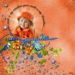 "Скрап набор ""цветочная улыбка"" 0_7416c_c9b05239_S"