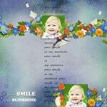 """Скрап набор """"цветочная улыбка"""" 0_74173_6cf581b1_S"""