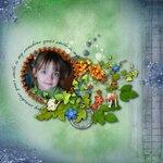 """Скрап набор """"цветочная улыбка"""" 0_74179_33c7248_S"""