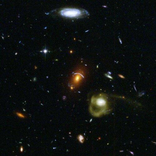 Путешествие по вселенной с телескопом Хаббл
