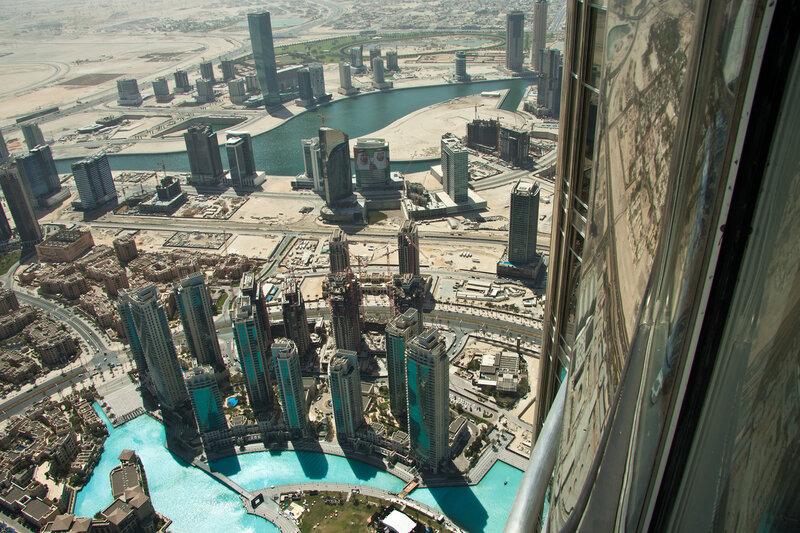 Бурдж Халифа – самый высокий небоскреб в мире