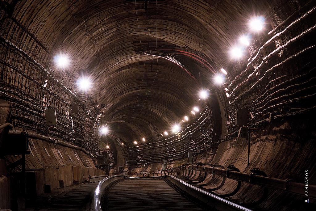Питерская подземка