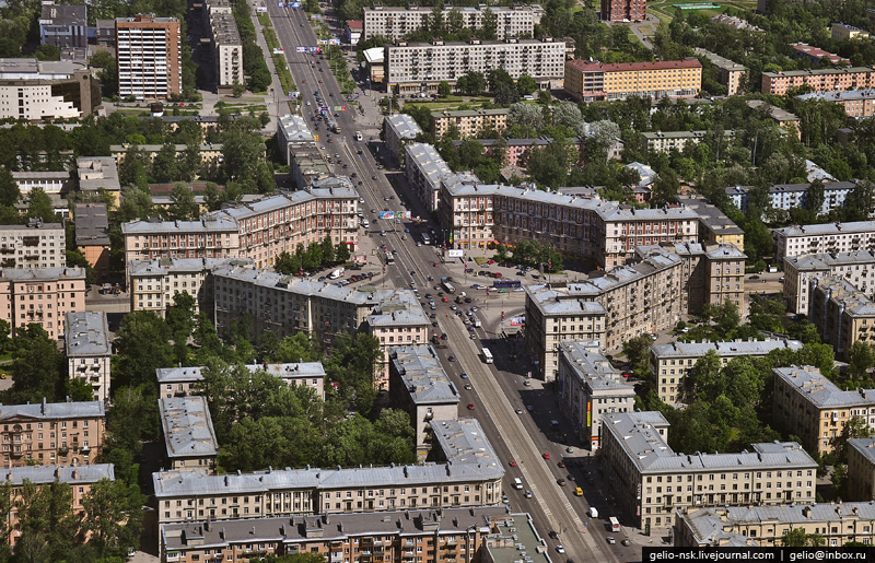 Санкт-Петербург с высоты птичьего полета. Вертолетная экскурсия