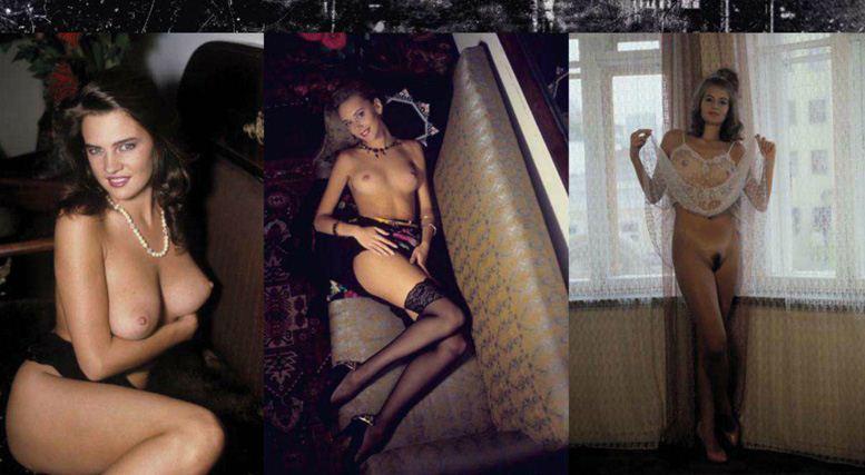 Железные женщины / Русские девушки в журнале Playboy Italy, март 2012 / фотограф Александр Бородулин